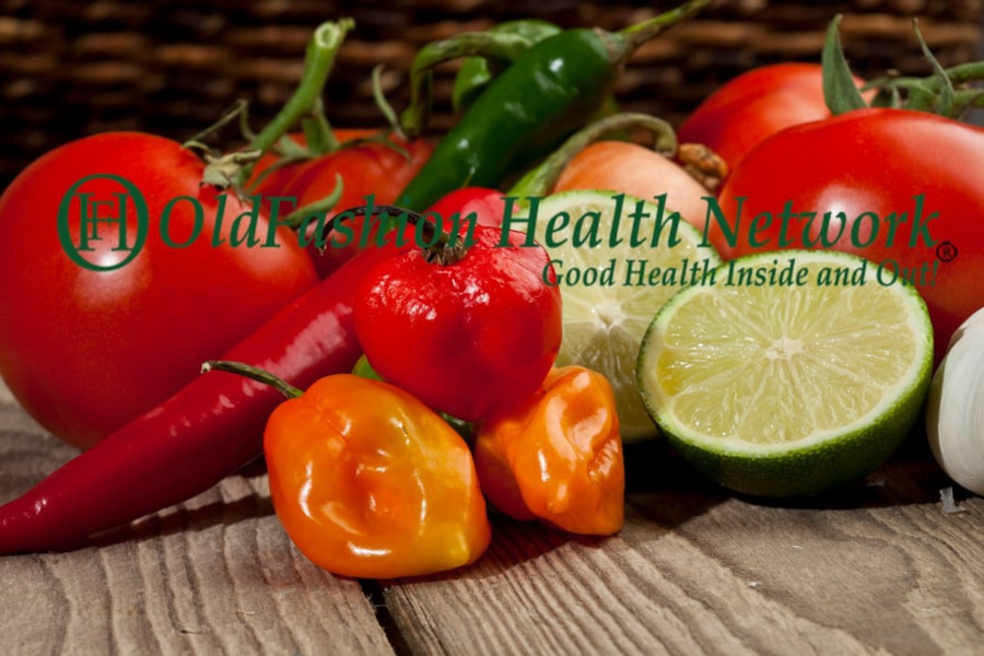 Good Health Inside and Out